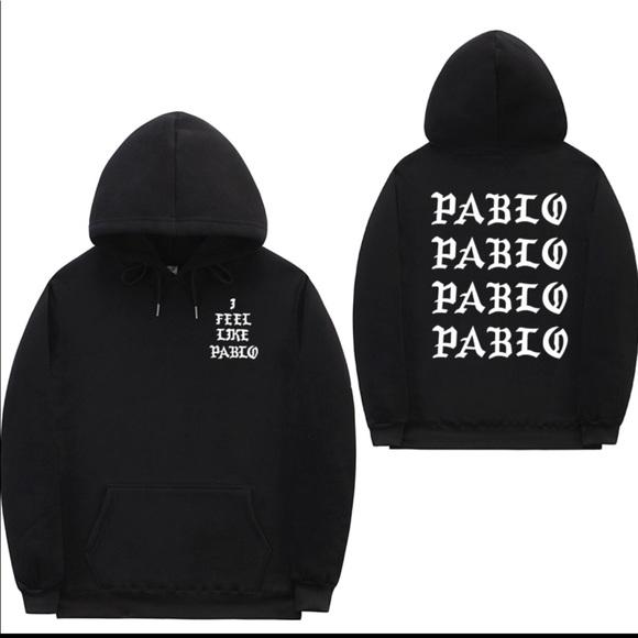 a92fdff1 Yeezy Sweaters | I Feel Like Pablo Hoodie Kanye West | Poshmark